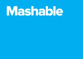 media mashable logo