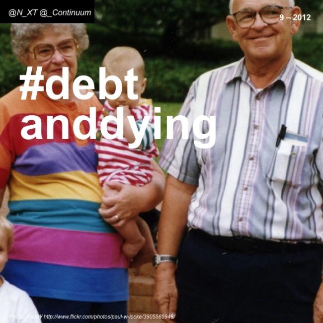 NXT #debtanddying