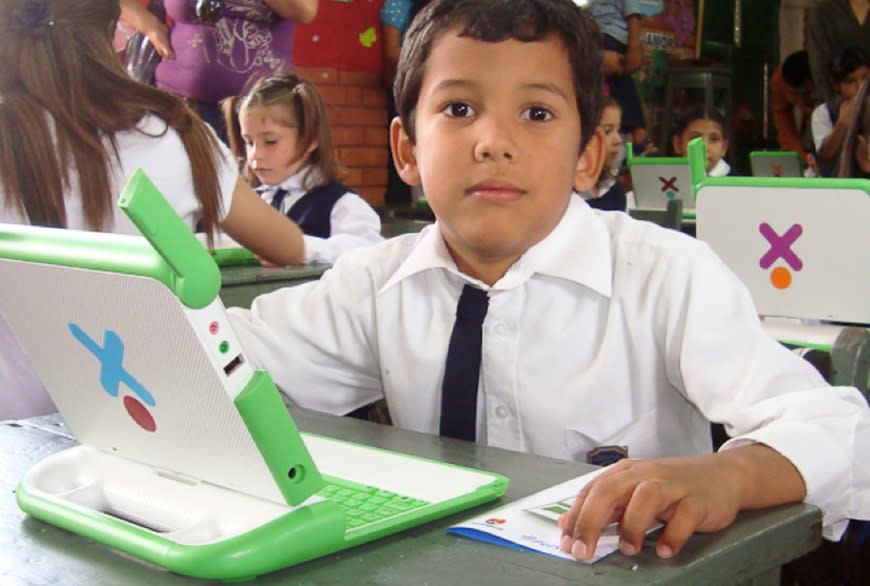 One Laptop Per Child Hero Image