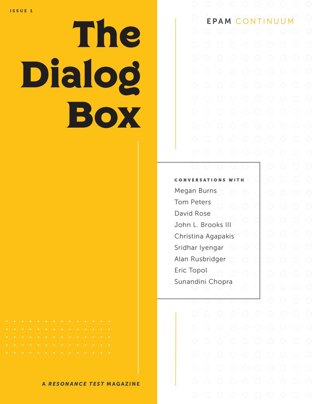 Dialog Box Hero