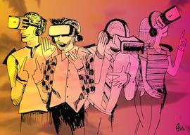 thumb musical virtual reality