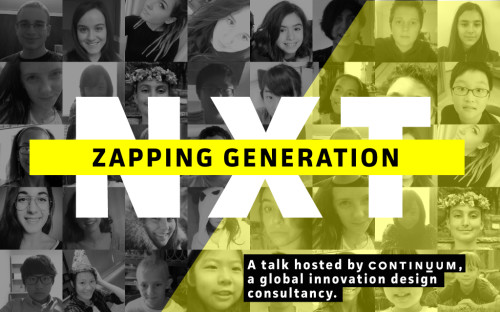 NXT Zapping Generation