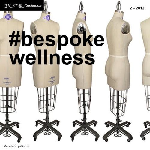 NXT #bespokewellness