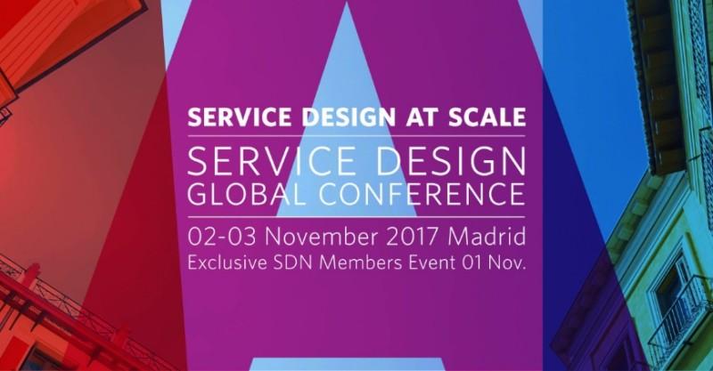 Service Design Network 2017