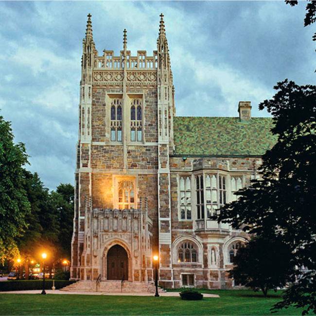 Boston College 5