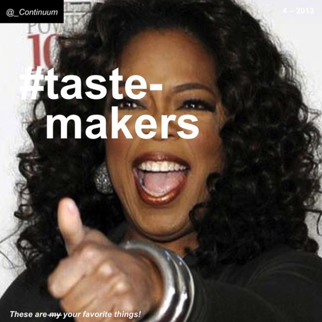 nxt tastemakers