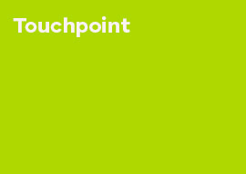 Touchpoint Magazine Logo