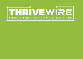 media thrivewire logo