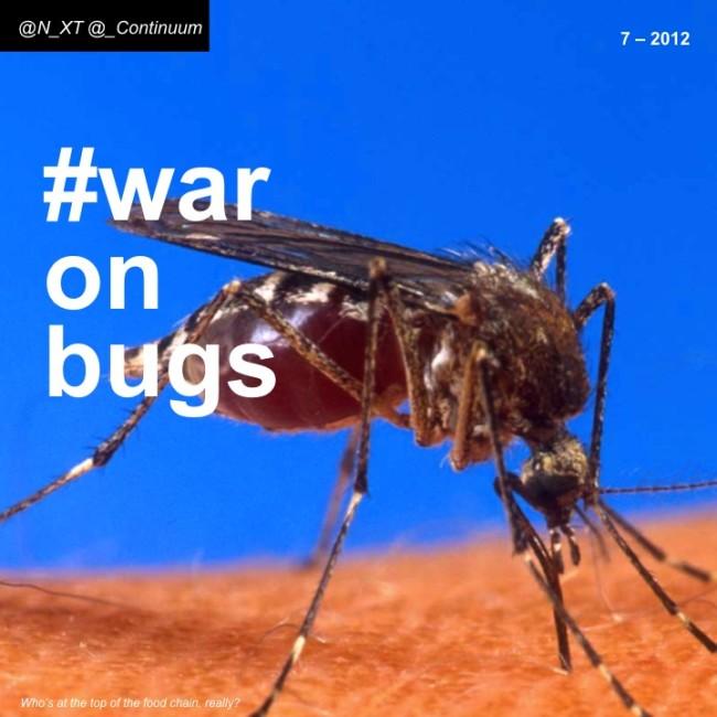 NXT #waronbugs
