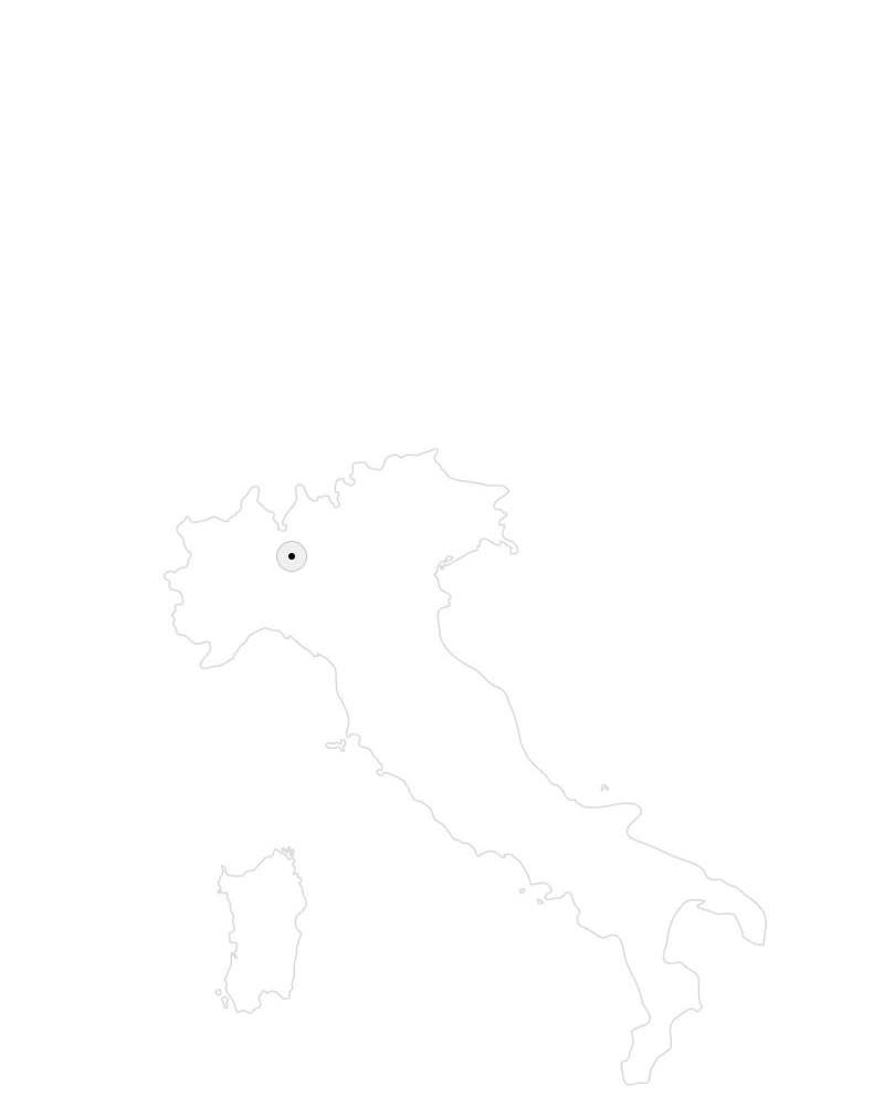 location milan outline 100down