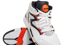 Reebok pump case card
