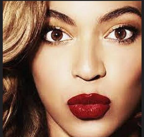 Beyonce thumb