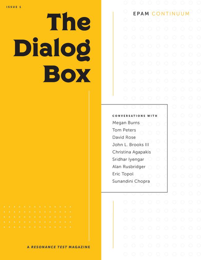 Dialog Box Card