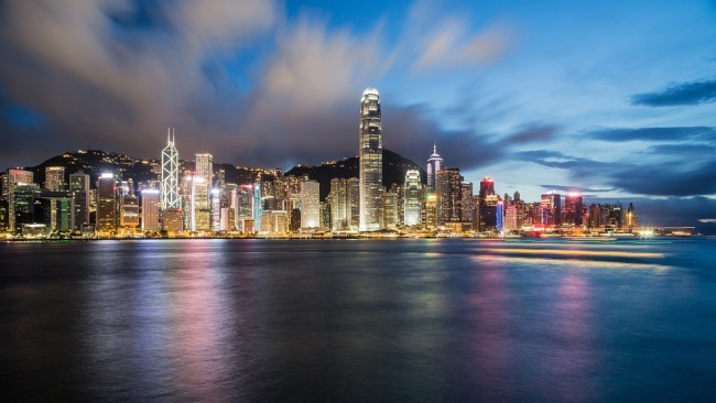 hong kong from google