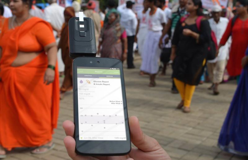 JanaCare Aina Device Case Study Hero image