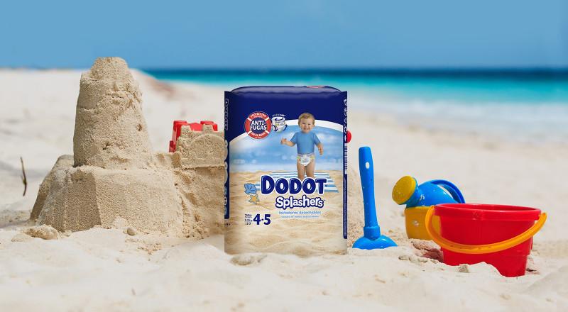 Dodot® Splashers™
