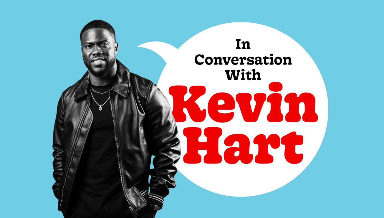 ** CANCELED ** In Conversation with Kevin Hart