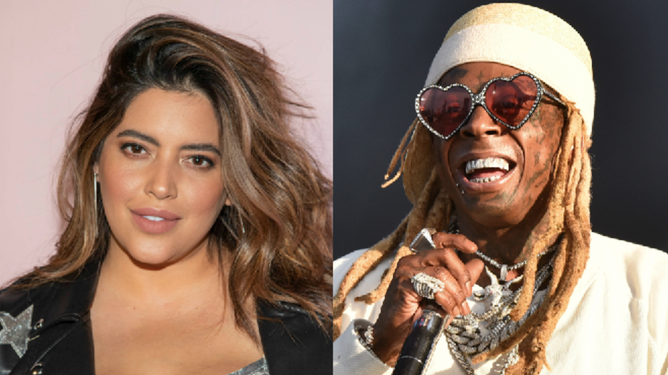 Latina model Denise Bidot is dating rapper Lil Wayne ... Lil Wayne Wife 2019