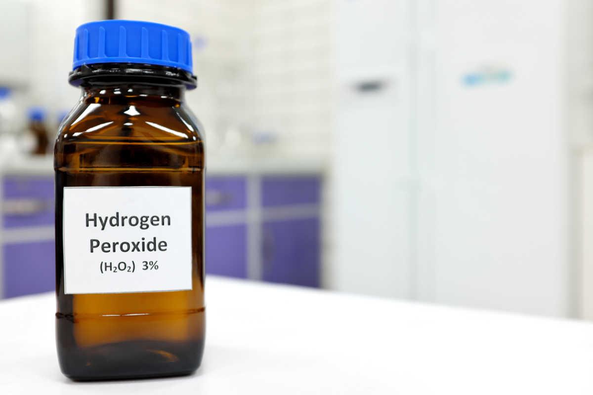 Peróxido de hidrogênio