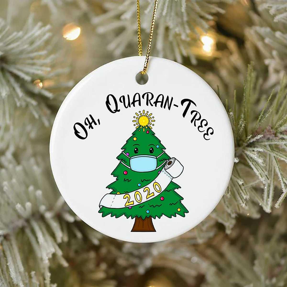 quarantine ornament
