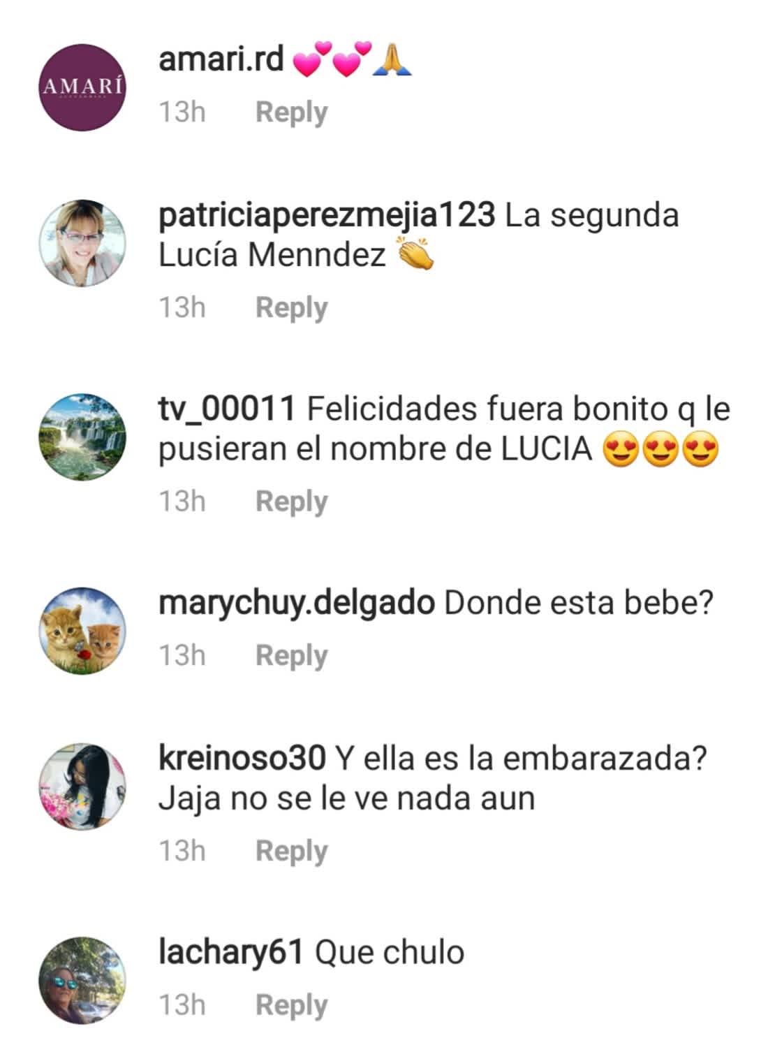 fans felicitan abuela lucia méndez