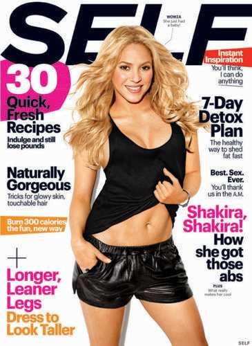 Shakira Other Celeb Moms Share Post Pregnancy Weight Loss Secrets Mamaslatinas Com