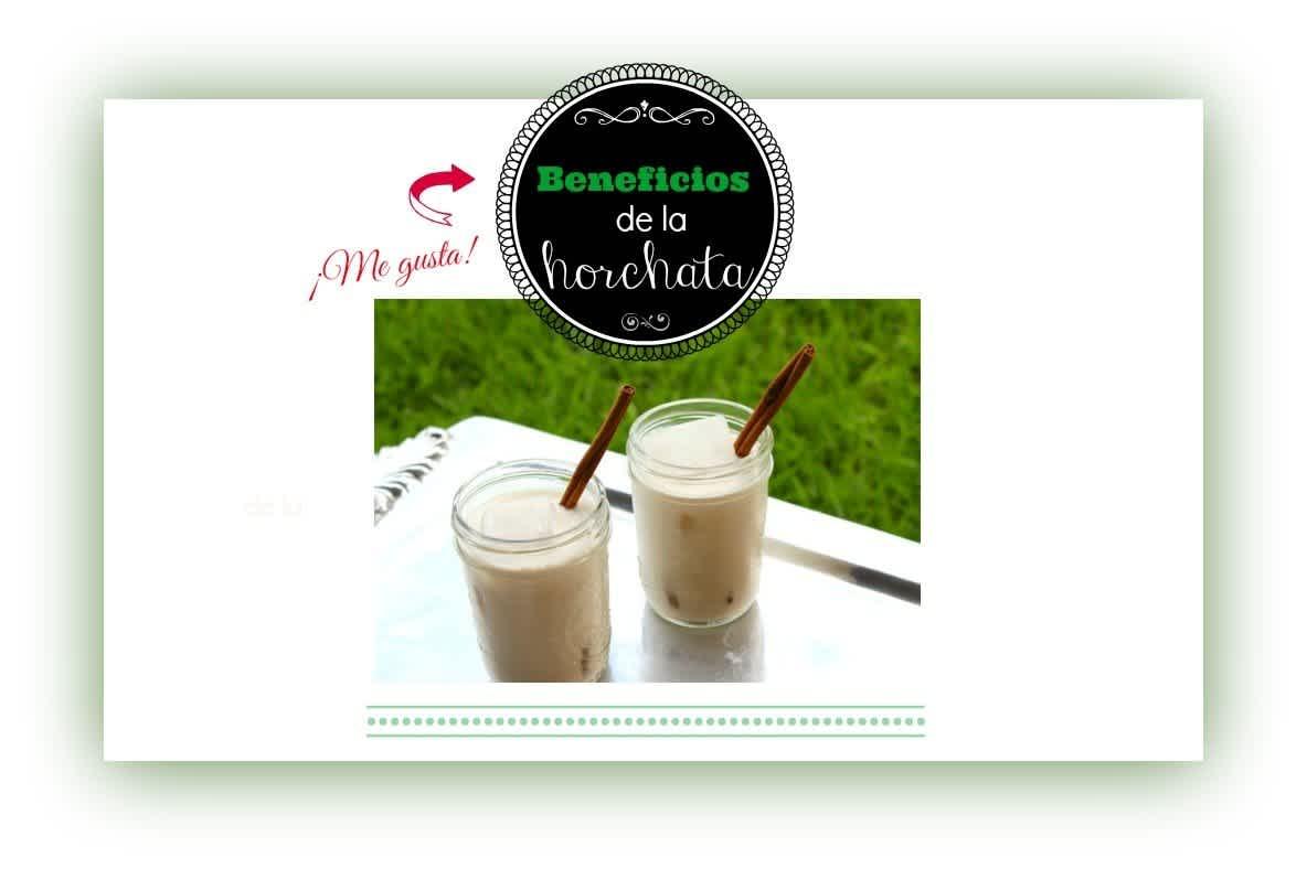 beneficios leche de chufa