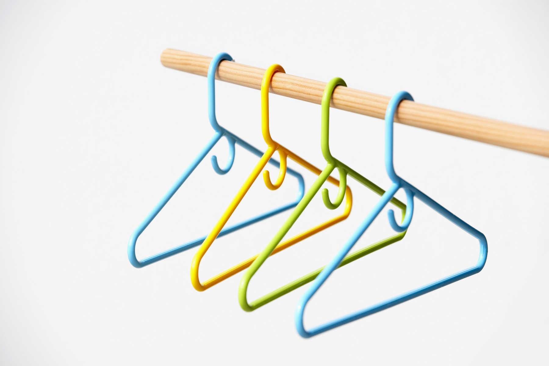 12 Sorprendentes usos de los ganchos de ropa en tu hogar ...