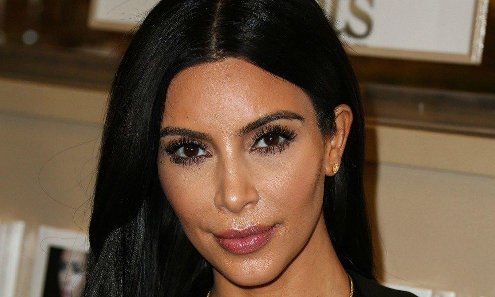 Kim Kardashian: Naked see-through dress photos break the