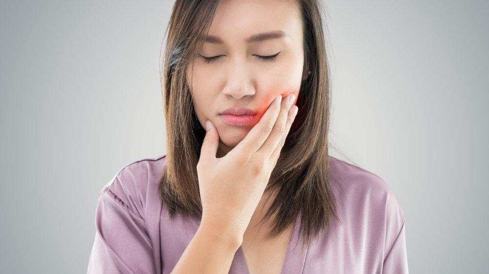quitar dolor de muela con agua oxigenada