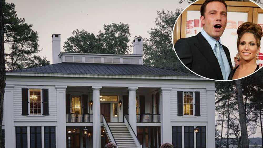 Ben Affleck Lists Ga Home He Bought While Dating Jennifer Lopez Mamaslatinas Com