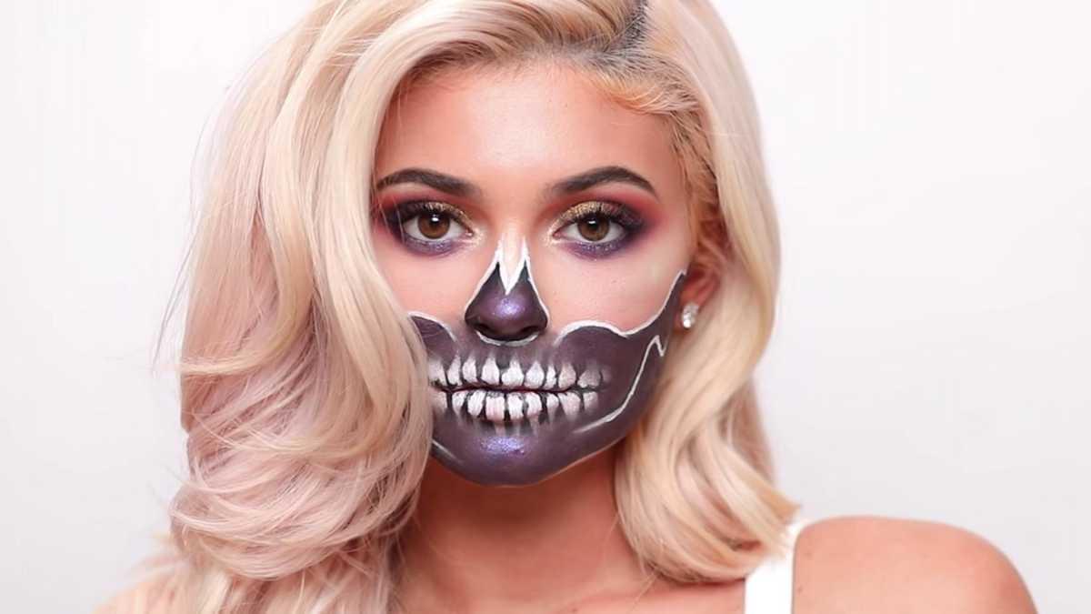 7 Halloween Makeup Looks We Can T Look Away From Mamaslatinas Com