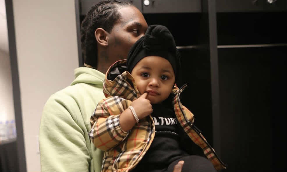 Proof That Cardi S B Baby Kulture Is Just Like Her Mom
