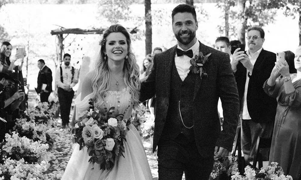 La romántica boda de Isabella Castillo y Matías Novoa (FOTOS) | MamasLatinas.com
