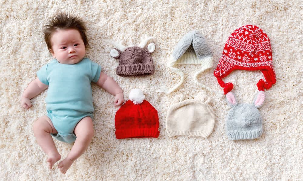 20 Fun And Easy Ideas For Your Baby S Monthly Photos Mamaslatinas Com