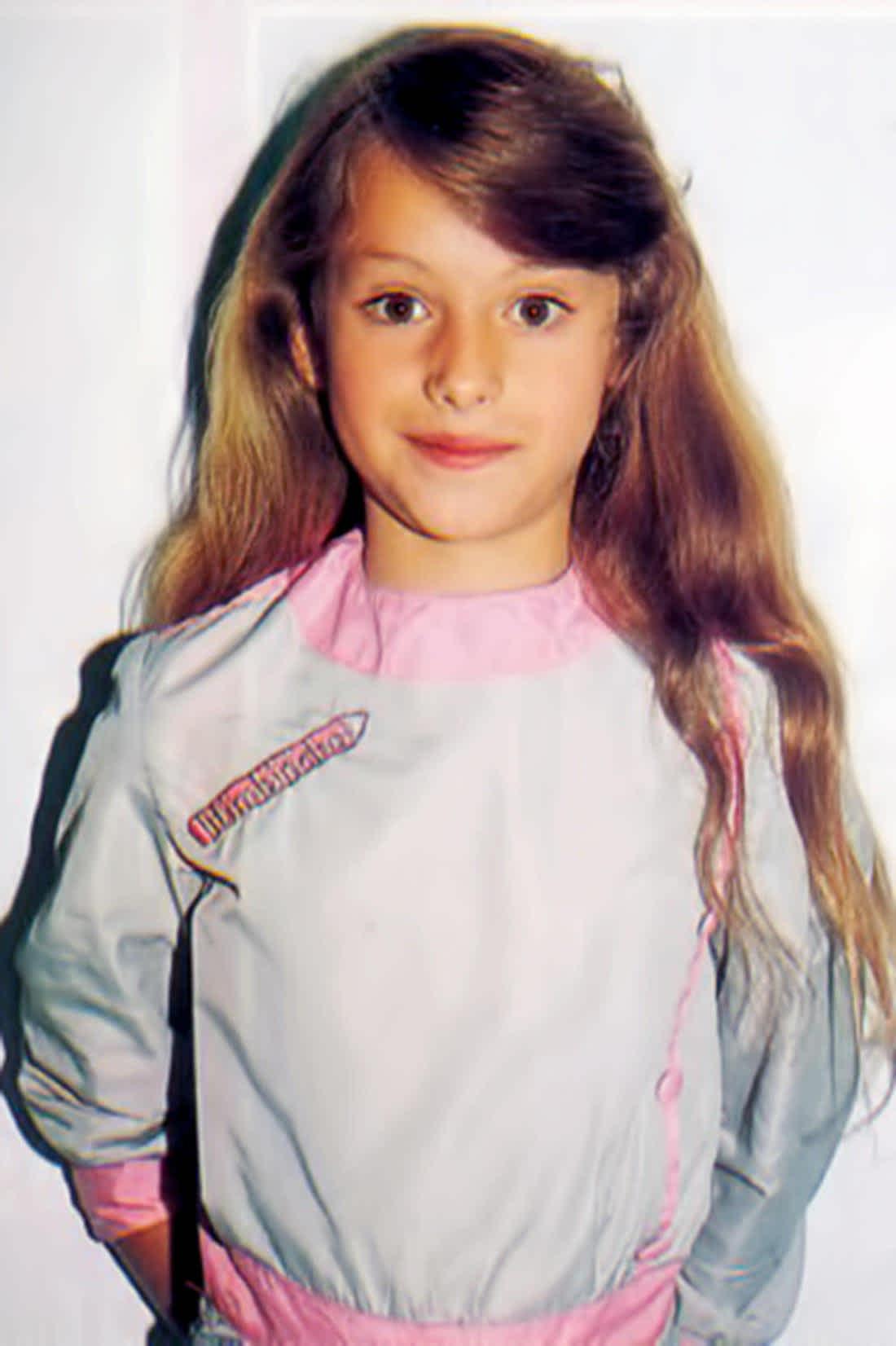 Desde su nacimiento Paulina estaba destinada a la fama.