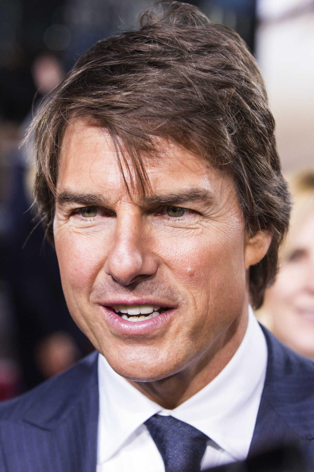 Tom Cruise es el más famosos miembro de la Cienciología en Hollywood.