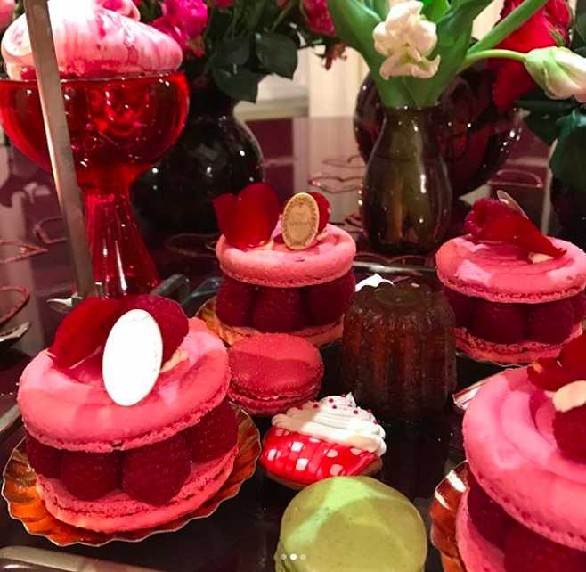 Celebra San Valentín con delicadas golosinas.