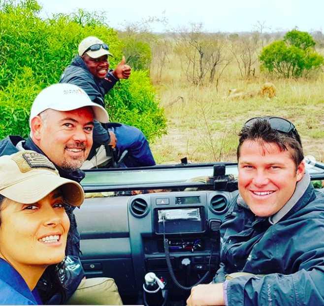 Va a los más exóticos safaris.