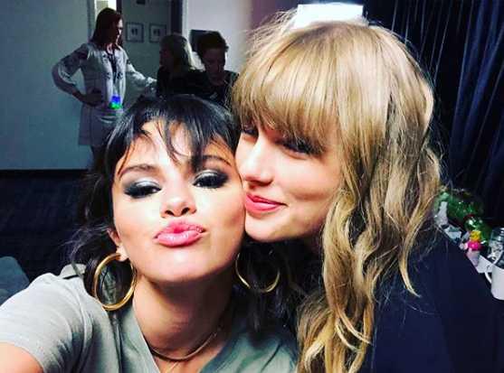 Su amiga Taylor Swift podría haber confirmado que Justin Bieber le fue infiel.