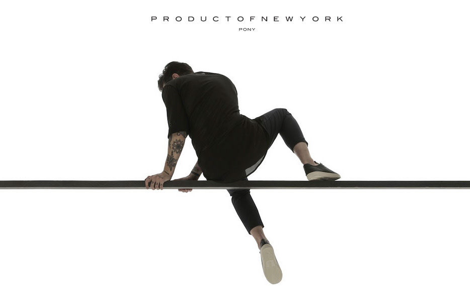 Product Of New York x Pony Sneakers