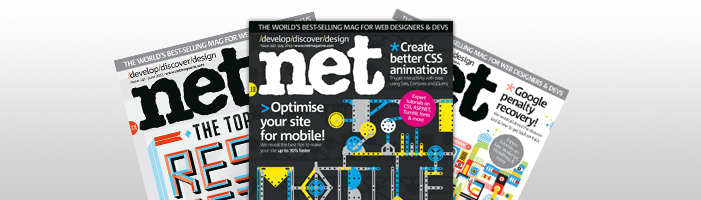 net magazine tutorial published