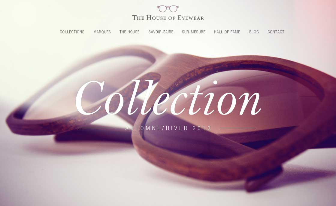Best Responsive Websites January 2014