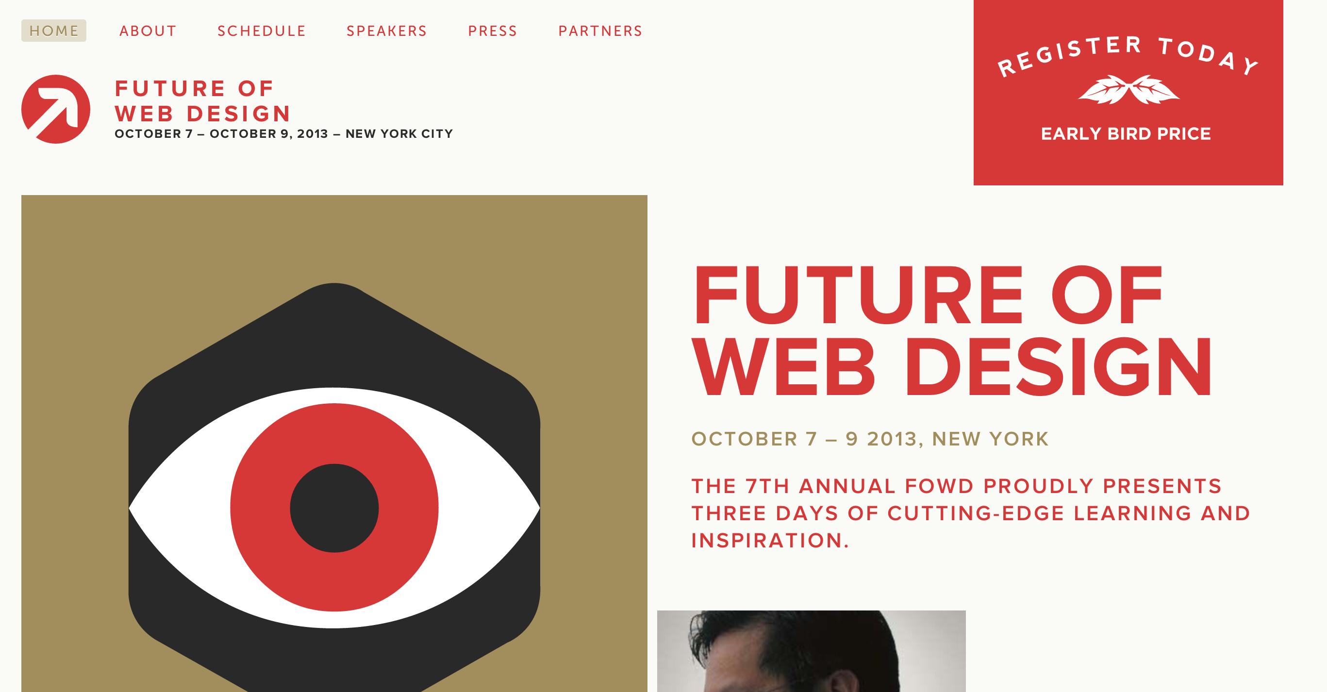 Web Design Conferences 2013