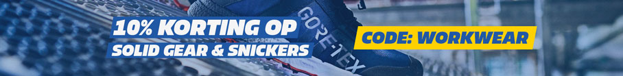 20211011 - Solid Gear & Snickers Workwear