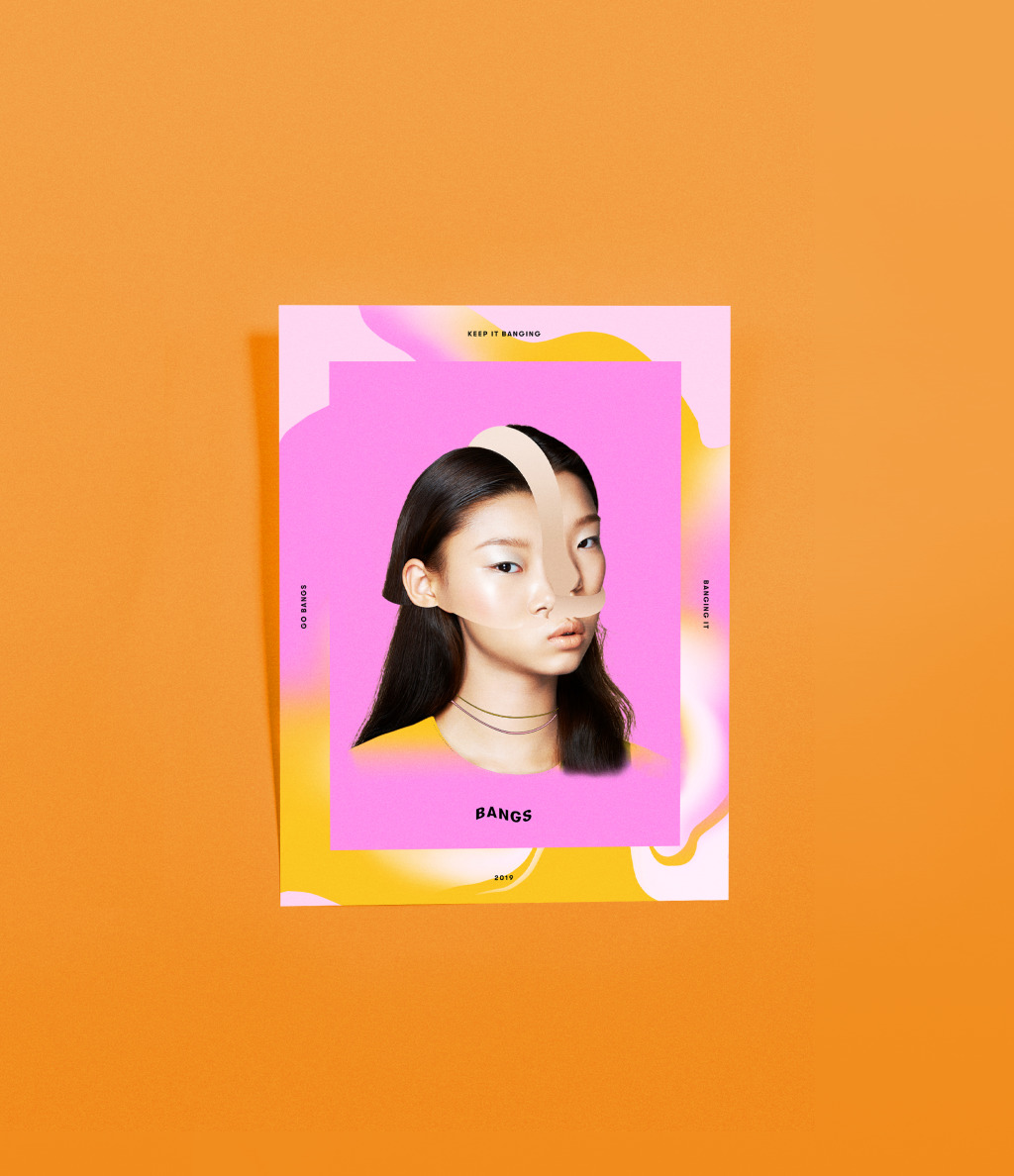 Chungi Yoo - Bangs