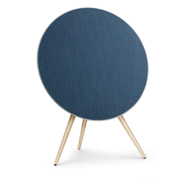 Kvadrat-Cover für den Beoplay A9 Dusty Blue 1