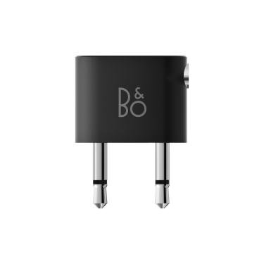 Beoplay H95 - Flight Adapter - Black