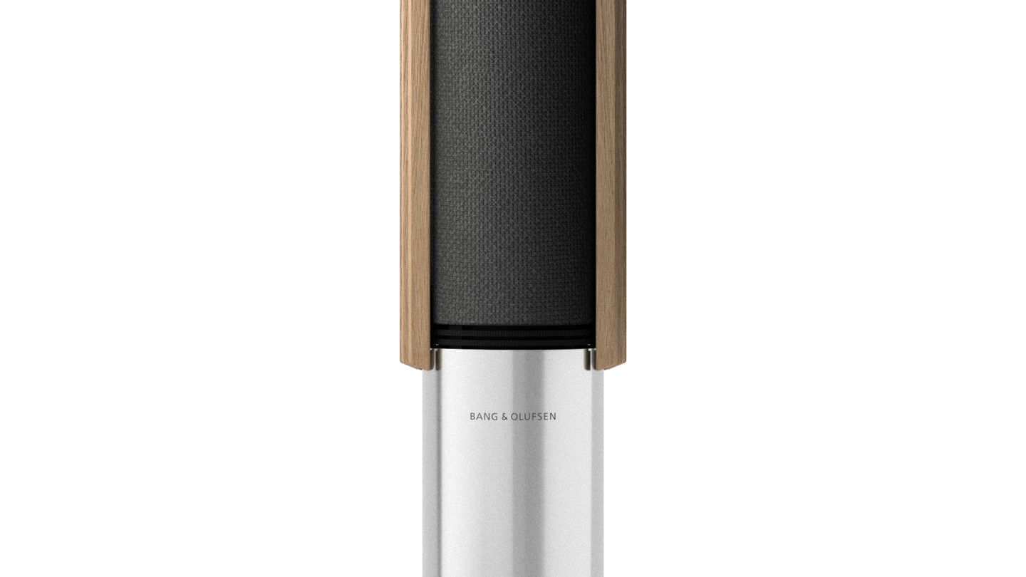Beolab 28 in wide mode