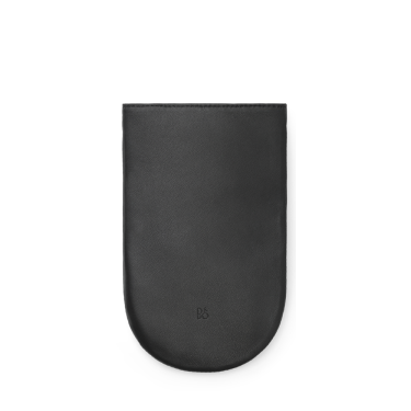 Beoplay P2 Leather Sleeve Black 1
